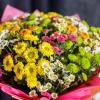 Buchet Mix Crizanteme