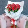 Trandafiri Roșii în hârtie 50-60 cm