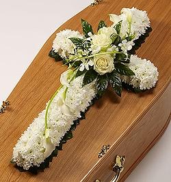 Cruce Funerară din Flori Nr. 3