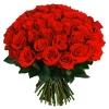 Buchet din 51 trandafiri roșii
