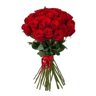 "Buchet din 25 trandafiri roșii ""Ecuador"""