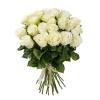 """Buchet din 25 trandafiri albi """"Ecuador"""""""