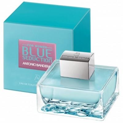 Antonio Banderas Blue Seduction Woman EDT