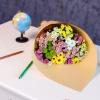 Buchet din crizanteme mix