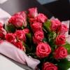 Trandafiri Roz (aranjament haotic)