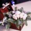Compoziție de Crăciun în Cufăr Mic 2