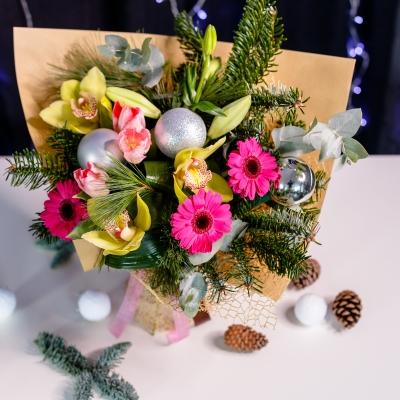 Buchet de Crăciun