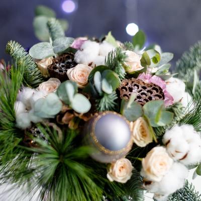 Buchet Fin de Crăciun