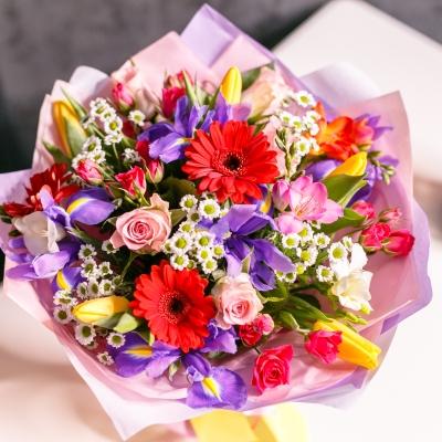 Buchet din Flori Mixte