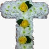 Cruce Funerară din Flori Nr. 1