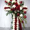 Cruce Funerară din Flori Nr. 2