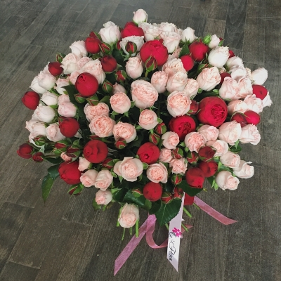 Buchet din Trandafiri Tross Bombastic