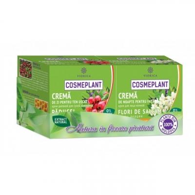 SET Cosmeplant Crema zi +Crema Noapte