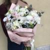 Buchet Alb cu Ranunculus