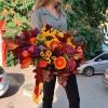 Buchet din Flori Mixte de Toamnă