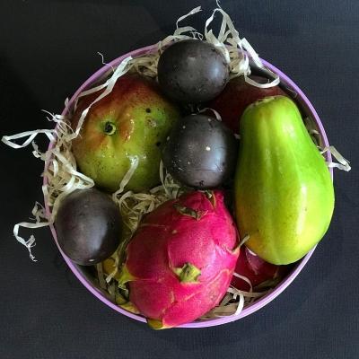 Cutie cu Fructe Exotice
