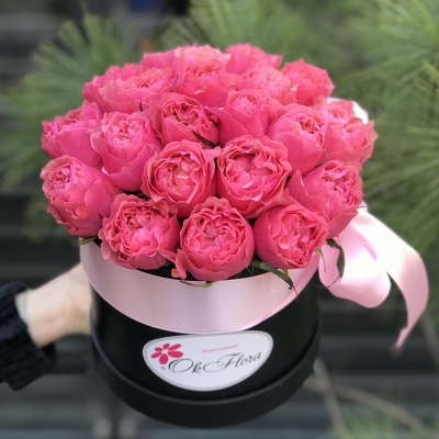 Cutie cu Trandafiri Imbujorati