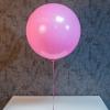 Balon Roz mare cu heliu